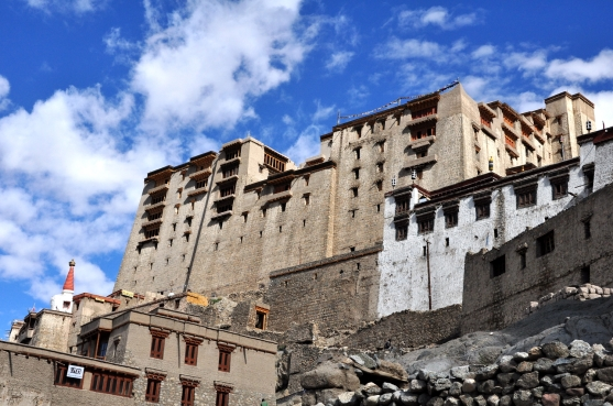 Leh Palace, Leh/Ladakh