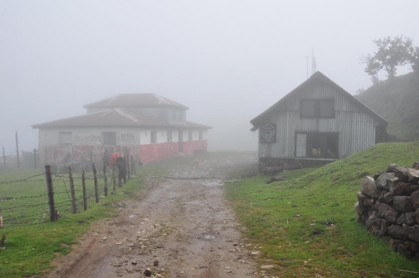 ভোরের কালাপোখরি